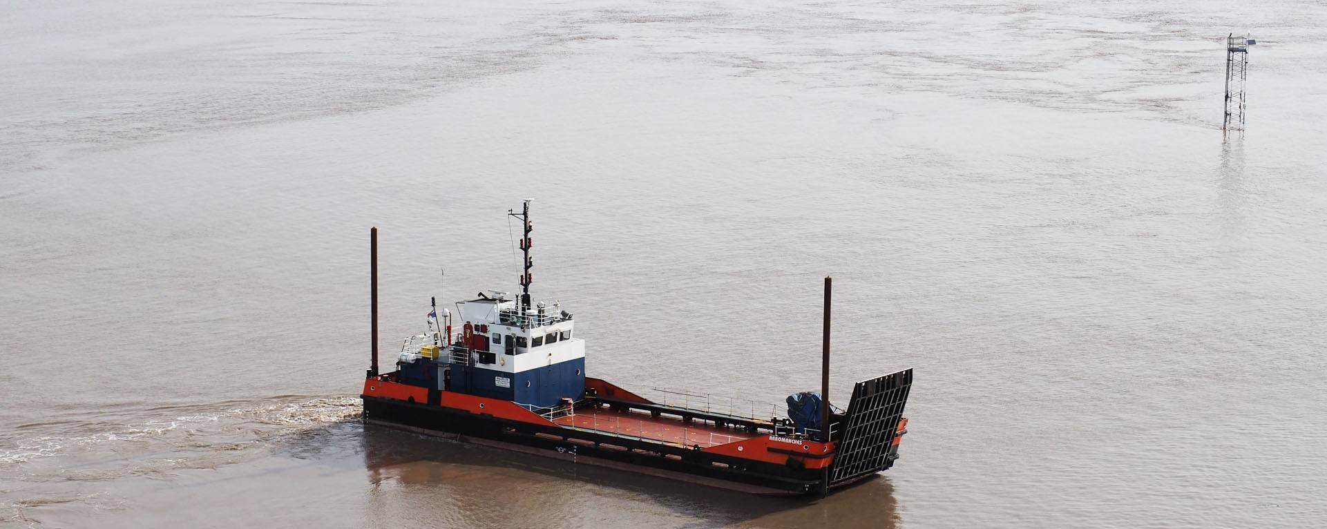 Cargo Shipping and Marine Dredging
